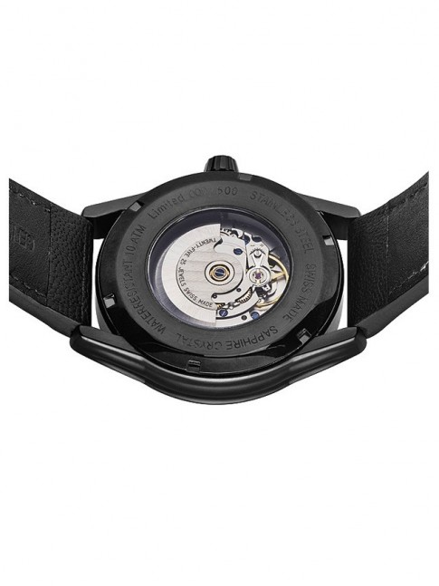 Montre homme Black Edition automatique