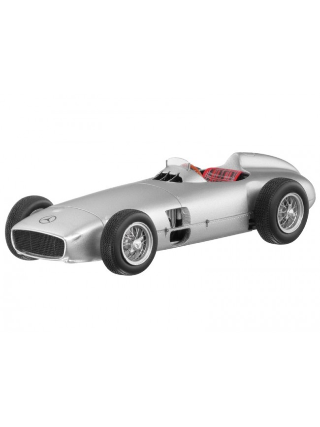 voiture de formule 1 2 5l w196r 1954 ma boutique mercedes. Black Bedroom Furniture Sets. Home Design Ideas