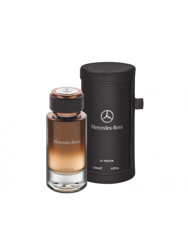 parfum mercedes benz le parfum 120 ml ma boutique mercedes. Black Bedroom Furniture Sets. Home Design Ideas