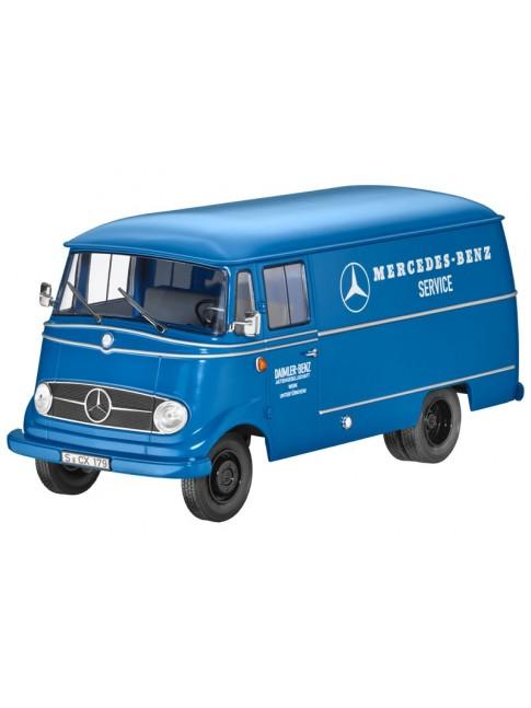 L319 VUL, « Mercedes-Benz Service », (1956-67)