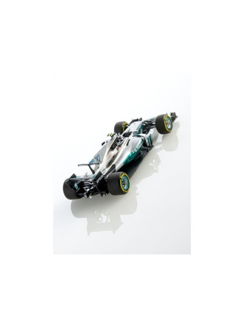 MERCEDES AMG PETRONAS Formula One™ Team, 2017, Valtteri Bottas