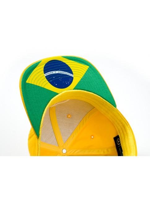 Casquette homme, Hamilton, Série Special Edition Brésil 2015