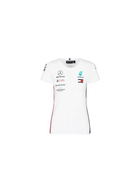 T-shirt femme, Pilote