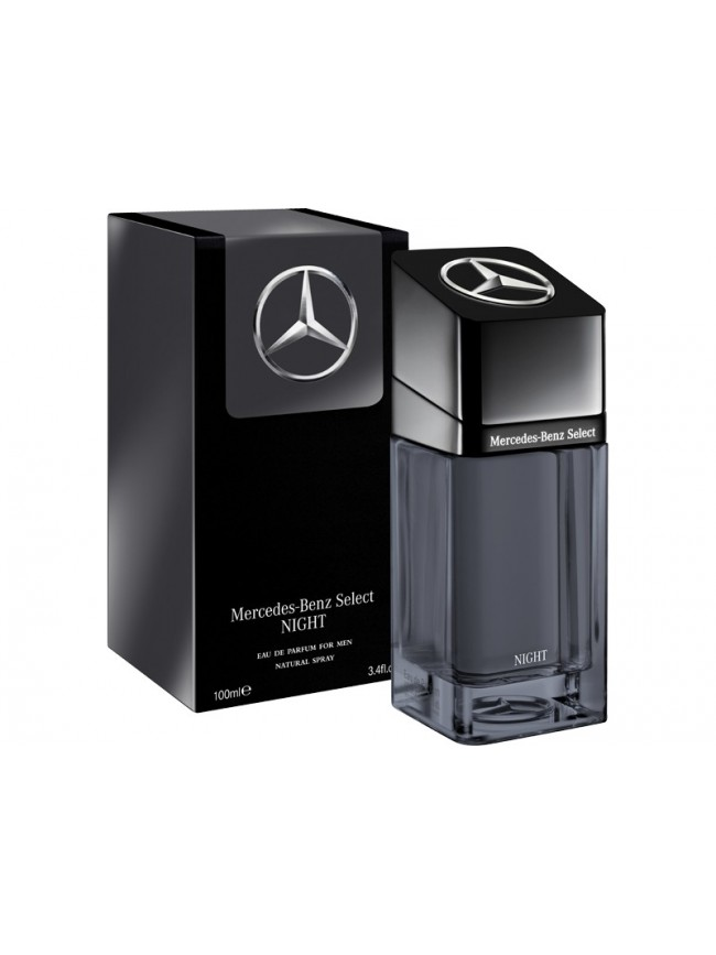 Parfum Mercedes-benz Select night