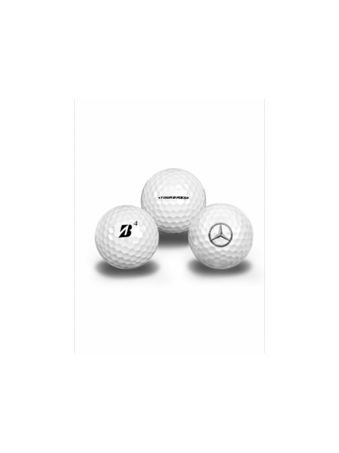 Balles de golf, Jeu de 3
