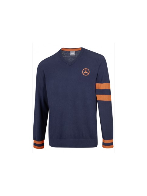 Pull-over de golf homme