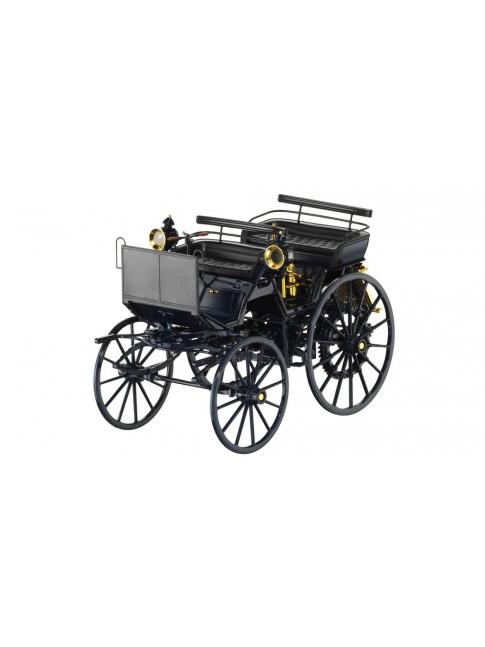 Calèche à moteur Daimler (1886)